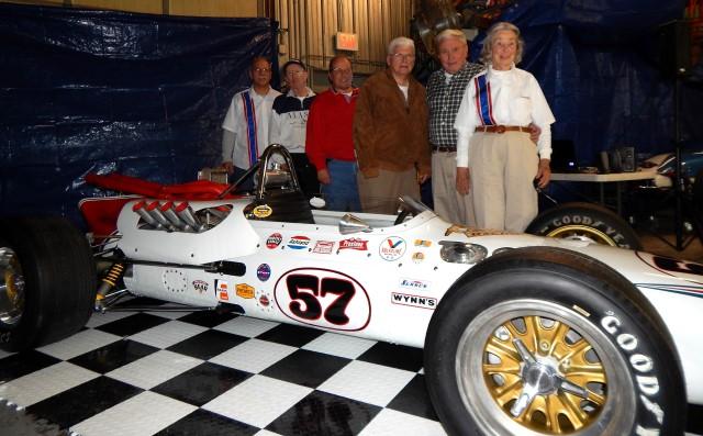 Original Ken Brenn 1966 Ford Gerhardt Indy Car Unveiled