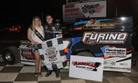 SIXTEEN YEAR OLD RYAN KRACHUN PROVES HE'S THE REAL DEAL; WINS FIRST CAREER 358 MODIFIED RACE IN SECOND START AT NEW EGYPT SPEEDWAY