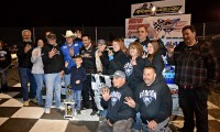 RYAN GODOWN ROCKETS TO FOURTH STRAIGHT WIN TO KICK OFF MAY MODIFIED MADNESS AT NEW EGYPT SPEEDWAY