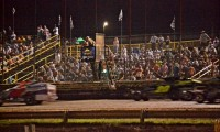 It's Almost Here: Premier Midweek Event Of June Set For Thursday, June 11 At New Egypt Speedway; Stellar Field For $10,000-To-Win Modified Event; 360 Sprint Cars Ready For Only 2015 NES Appearance