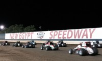 NEW EGYPT AMSOIL USAC NATIONAL SPRINT RACE RESULTS