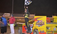 From Hospital Bed to Victory Lane 2015 is Cicconi's Years
