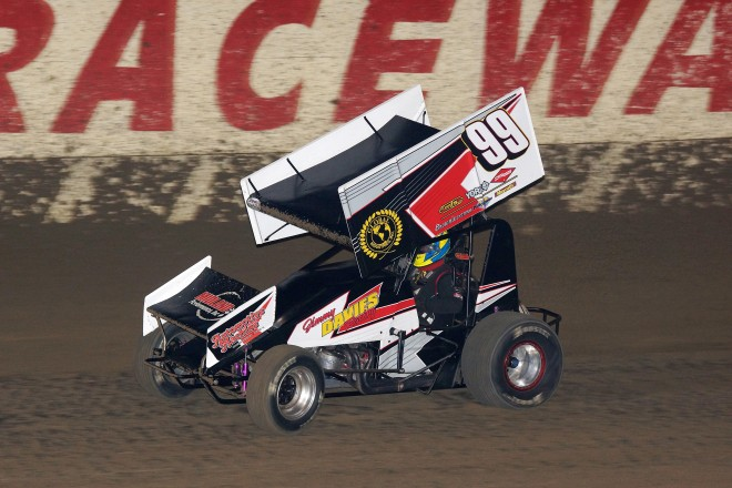 Schultz picks up Night 2 Sprint Invaders Nationals win at ...