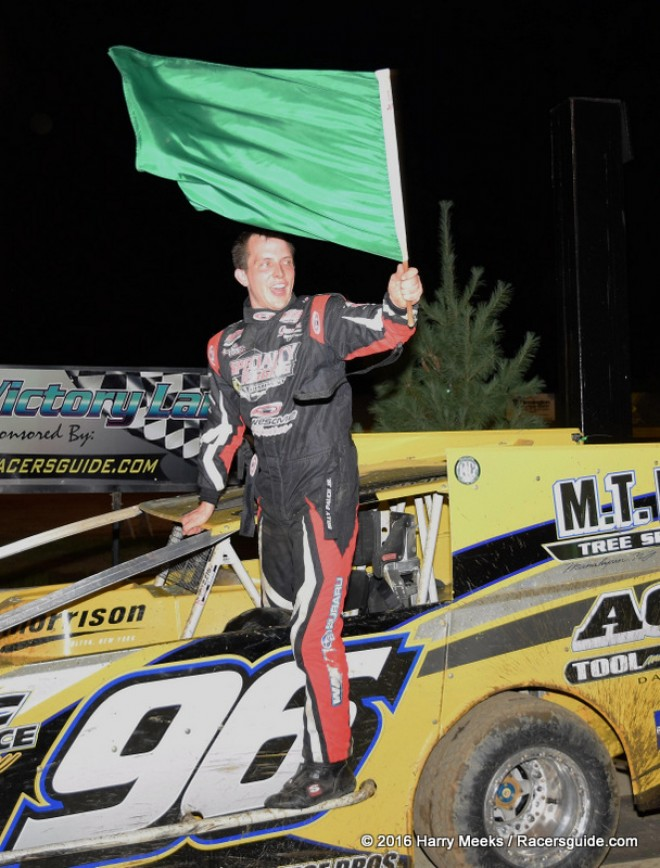 Pauch Jr Victorious At New Egypt Speedway Racers Guide