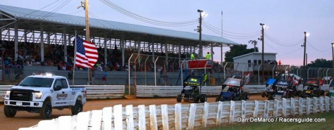 Sprint Car Racing Williamsport