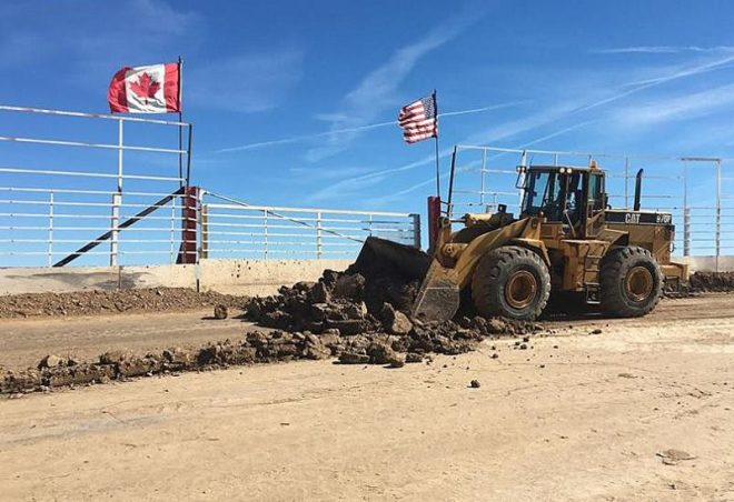 Clay Being Removed From Oswego Oval :Racers Guide – The ...