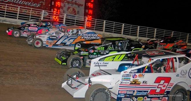 tim fuller completes 358 modified super dirt week sweep. Black Bedroom Furniture Sets. Home Design Ideas
