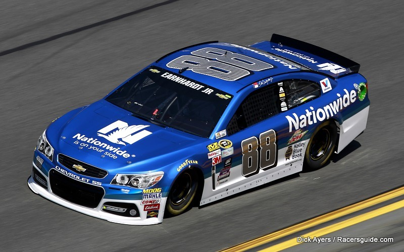 earnhardt jr ready for daytona competition racers guide