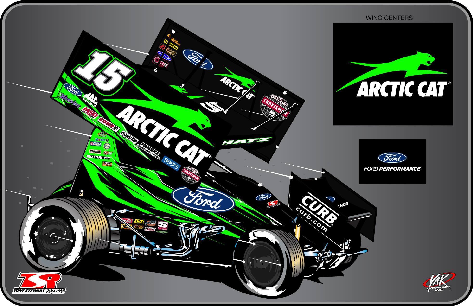Is Tony Stewart Racing Sprint Cars