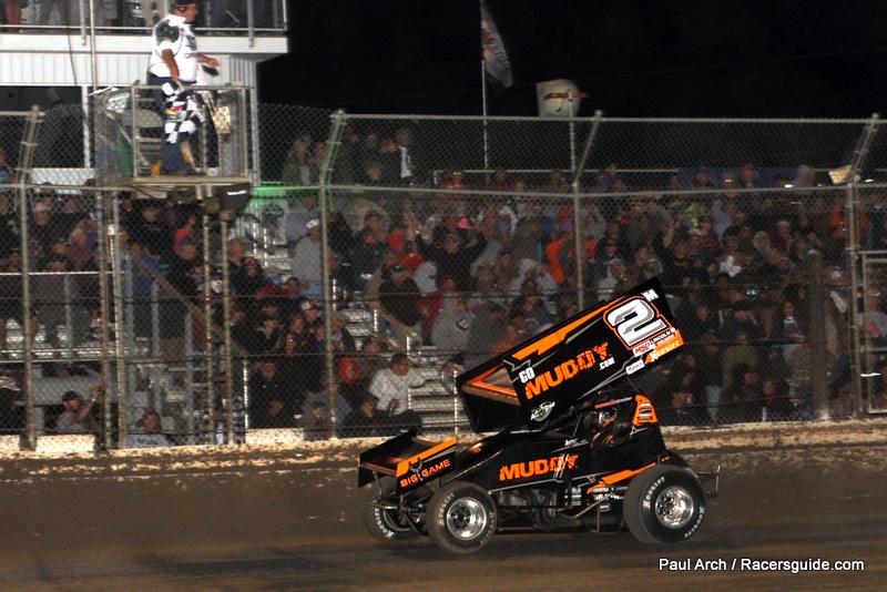 Bubba Raceway Park >> Kerry Madsen Stops Schatz Sweep At Bubba Raceway Park