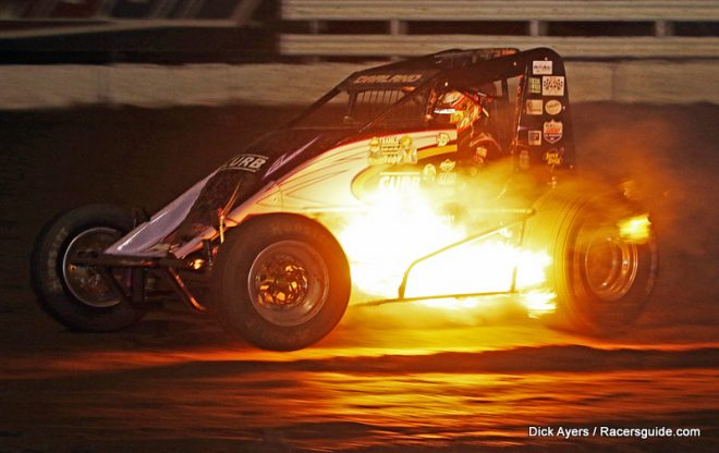 Grant Guns Down The Field At Bubba S Racers Guide The Web S 1