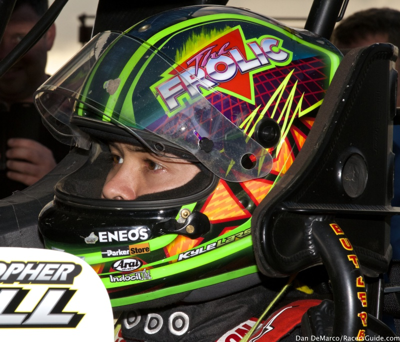 Kyle Larson Returns to Placerville Speedway :Racers Guide ...