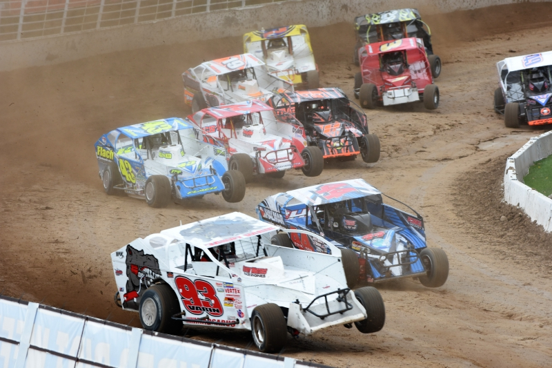 The Tradition Of Napa Auto Parts Super Dirt Week Continues On