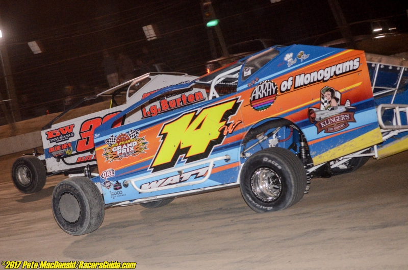 Godown Takes New Bicknell To Full Throttle Victory Lane Us 13