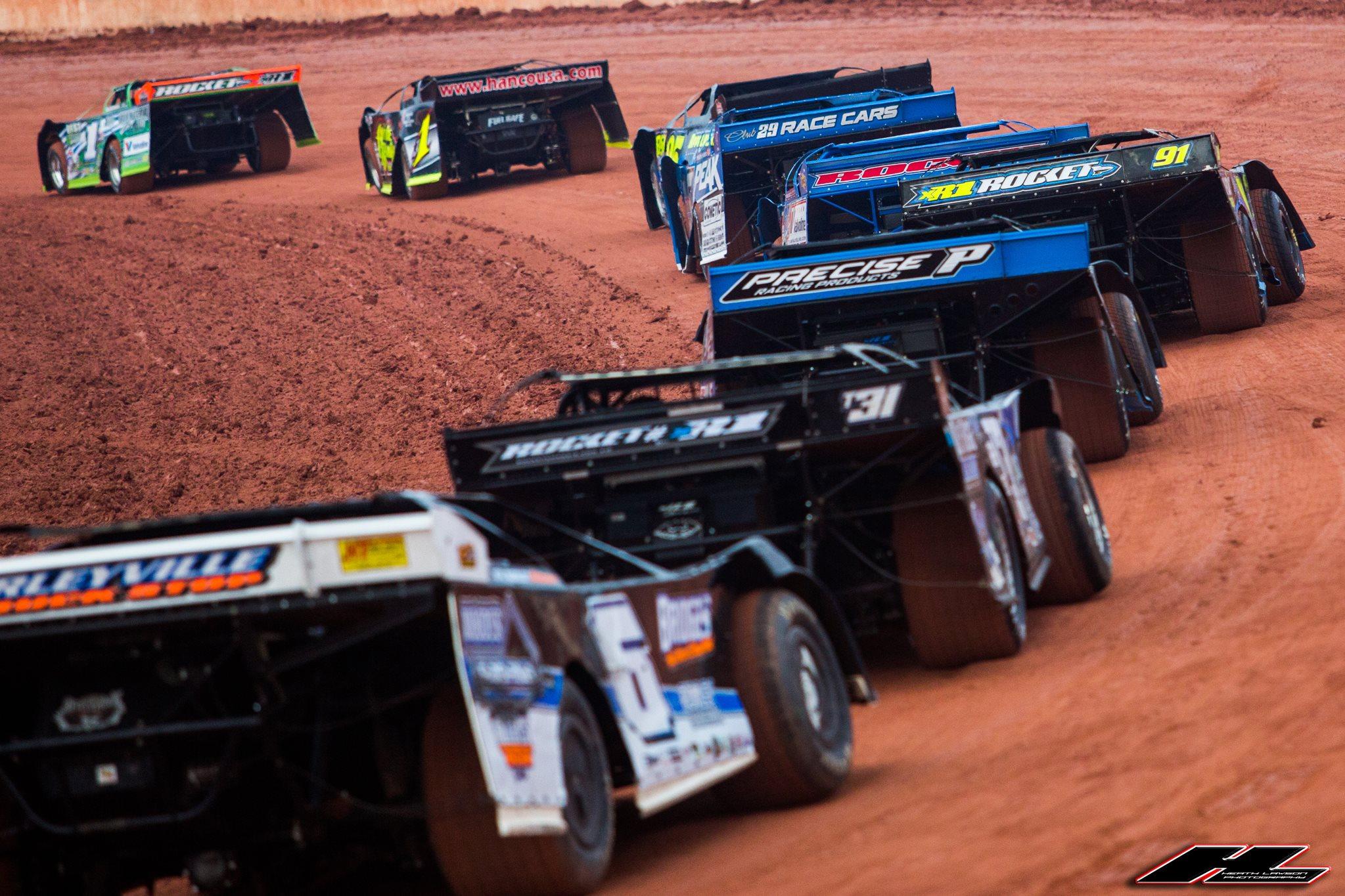 Bubba Raceway Park >> Lucas Oil Late Model Dirt Series Unveils 2019 Schedule ...