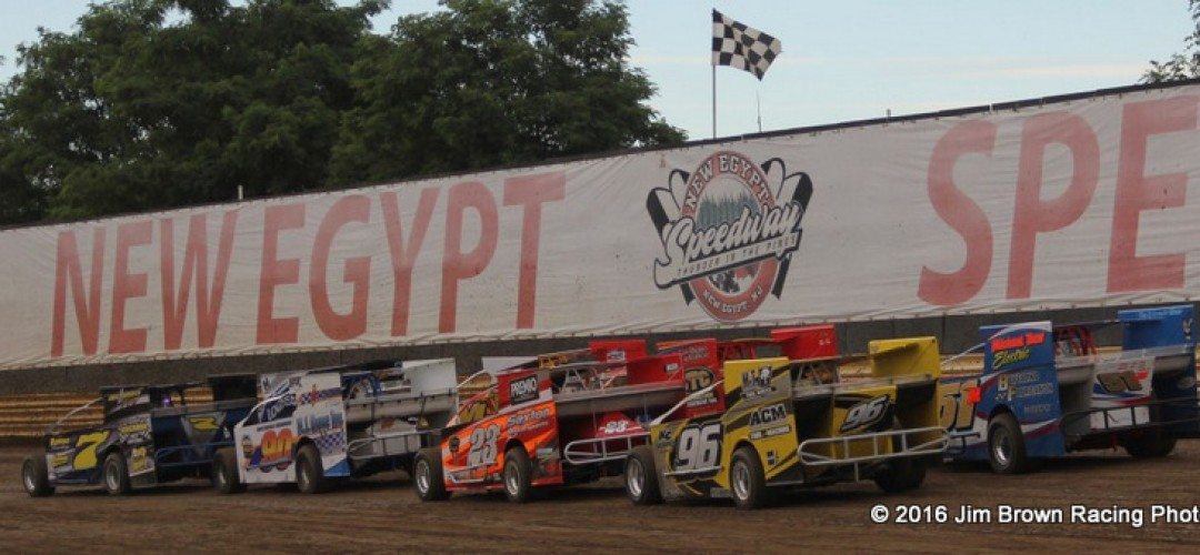 Pauch Jr And Laubach Take New Egypt Twin 20s Racers