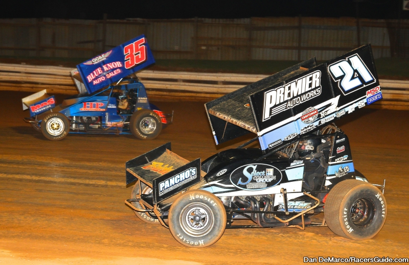 Sprint Car Jack : Williams grove speedway racers guide the web s