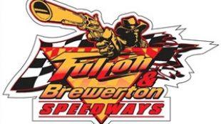 Fulton & Brewerton Speedway Logo